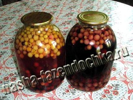 Напиток из винограда