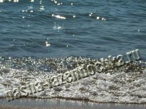 море, морская соль, польза для здоровья