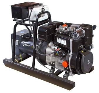дизельный генератор мощностью 15 кВт