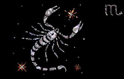 Скорпион - характеристика знака зодиака (уход за растениями)