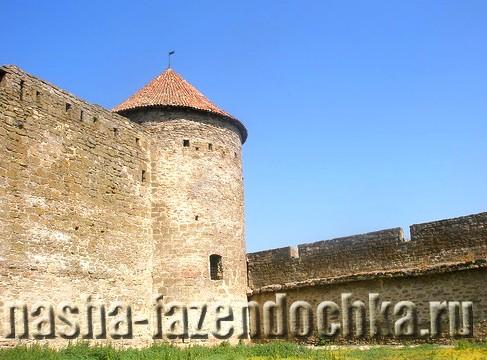Поездка в Белгород-Днестровскую крепость