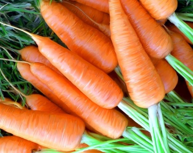 Морковный сок для здоровья и красоты